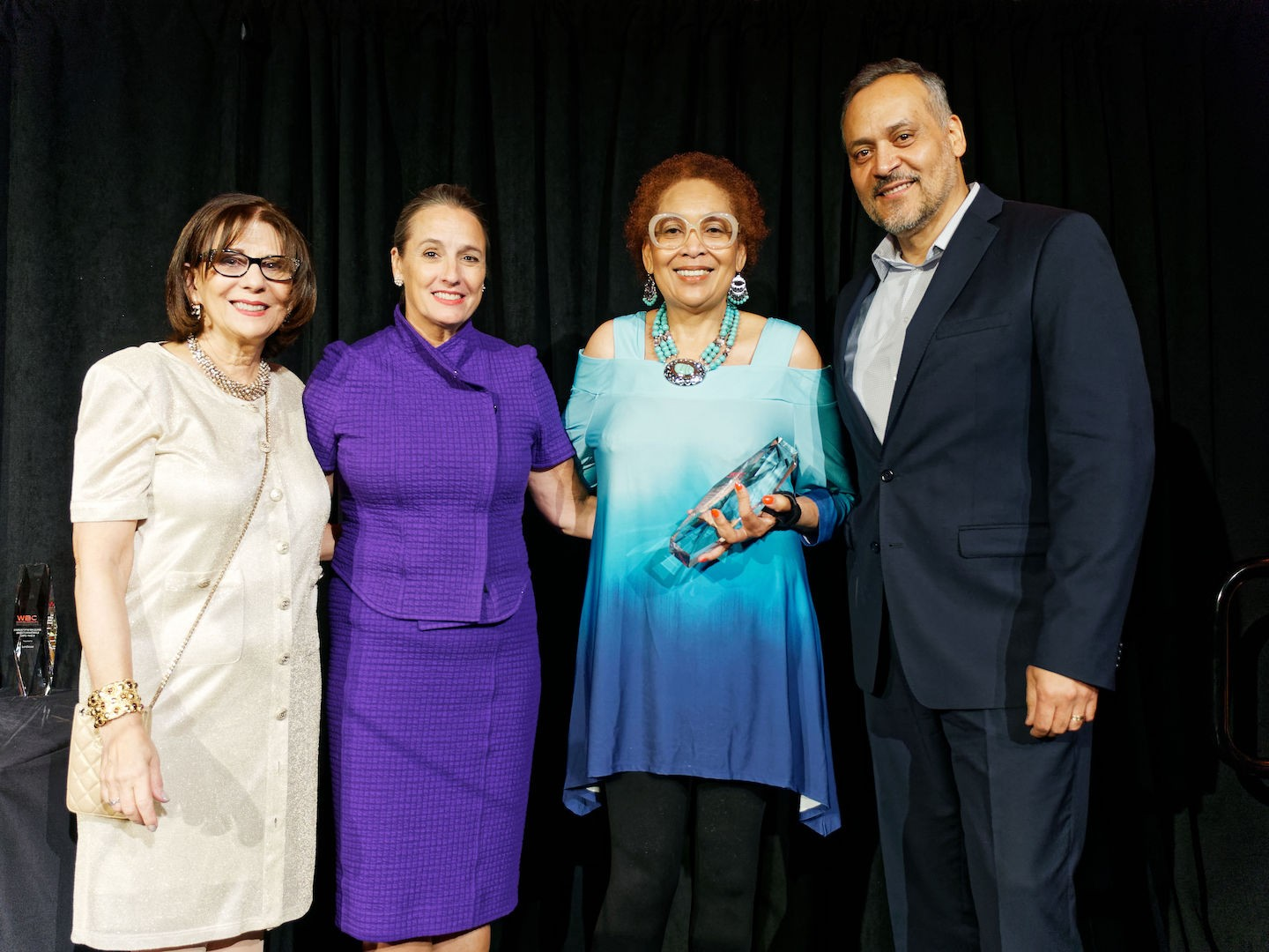 La-Verna Fountain honored with Women Builders Council Icon Award
